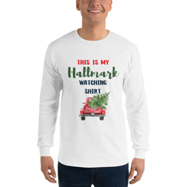 Hallmark Christmas Movies are just the best - and you definitely need a hallmark watching shirt to go with! Shop all our Hallmark Christmas movie attire today and get your Holiday Cheer on!